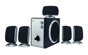 Trust 5.1 Surround Speaker Set SP-6250K